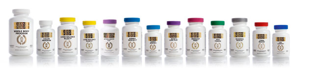 Pure Body Institute formula bottles