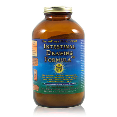 Intestinal Drawing Formula